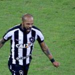 Bruno Silva está em alta com gols e bons jogos pelo Botafogo (SSPress)