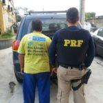 Flagrante: Policiais conseguiram identificar uso de documento falso