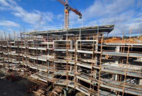 Atividade da construção civil e empregos caem em maio
