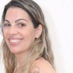 Vítima: Nathalie estava grávida de três meses do suspeito e desaparecida desde a última quinta-feira (Foto: Reprodução/Facebook)