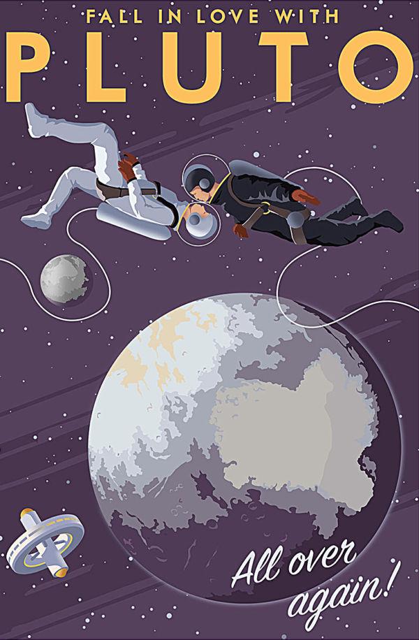 Romance: Se apaixonando em Plutão