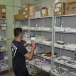 Mais saúde: Remédios deverão atender o município pelos próximos três meses, abastecendo todas as unidades de saúde (Foto:Dorinha Lopes/Ascom PMPR)