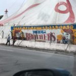 Reparos foram realizados e circo está pronto para receber o público (Enviada pelo Facebook)