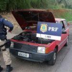 Sinais: Agentes da PRF encontraram marcas que reforçam suspeitas sobre veículo