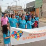 Conscientização: Prefeito declarou apoio à causa dos autistas