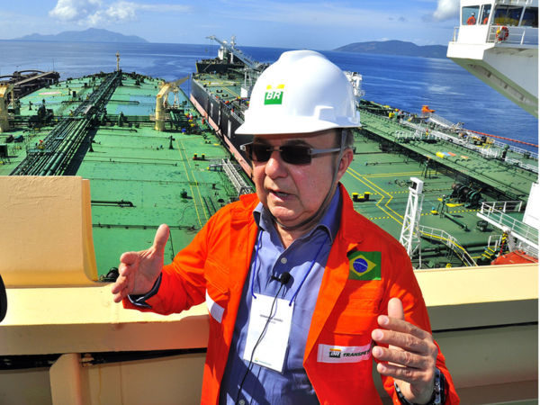 Investimento: O prefeito Fernando Jordão acompanhou pessoalmente os testes realizados pelo Inea no Tebig (Foto: Wagner Gusmão  - PMAR)