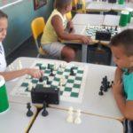 Jogos da mente: Xadrez nas Escolas é realizado em oito unidades de ensino de Quatis (Foto: Divulgação/Ascom PMQ)