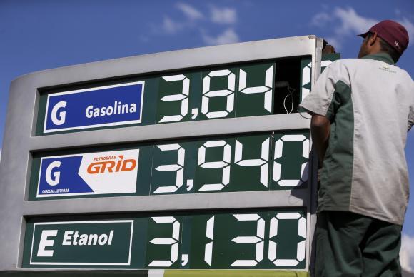Aumento de impostos sobre combustíveis teve reflexos na estimativa da inflação para este ano, que subiu para 3,4%(Foto: Marcelo Camargo/Agência Brasil)