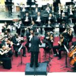 Orquestra: Concerto de encerramento, no Colégio Verbo Divino, terá a participação de alunos do festival (Foto: Chico de Assis/Ascom PMBM)