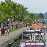 Leitura e turismo: Diversos visitantes estão em Paraty usufruindo a programação da Flip (Foto: Arquivo/Divulgação)