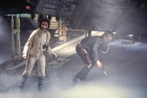 Han e Leia: De máscara de oxigênio em um asteroide