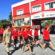 Alunos do projeto Bombeiro Mirim visitam 10º GBM, em Angra dos Reis