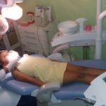 De perto: Dentista Rodrigues chama atenção para os cuidados com a saúde bucal das crianças (Foto: Arquivo Pessoal)