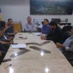 Reunidos: Prefeitos da região conversam com Serfiotis sobre abertura do Hospital Regional