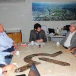 Samuca e empresários de ônibus discutem novo valor de tarifa para Volta Redonda