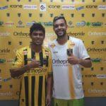 Dieguinho e Rafael são mais dois reforços para o restante da temporada