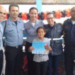 Programa: No último dia 3, houve a formatura de alunos da Escola Municipal Dr. Elvino Alves Ferreira, na Vila Ursulino (Foto: Divulgação/Ascom PMBM)