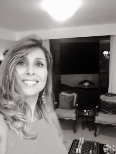 A advogada Marise Baptista Fiorenzano Henrichs (aniversariante do dia)