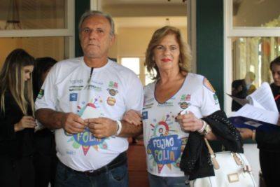 Shirlei Sandra Marchtein e José Martins