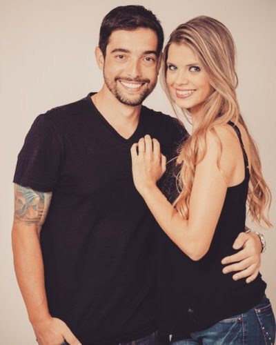 Thiago Mattos e Mayara Mattos