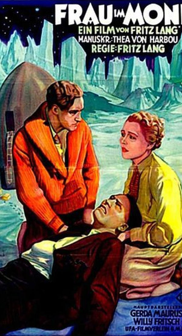 Espaço: Do romance de Lang a realidade do Gagarin