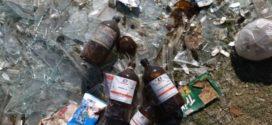Secretaria de Meio Ambiente de Barra Mansa investiga despejo de material tóxico no Getúlio Vargas