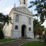 Igreja: Catedral de Sant'Ana em Barra do Piraí passará por obras (Foto: Divulgação/Ascom Diocese BP/VR)