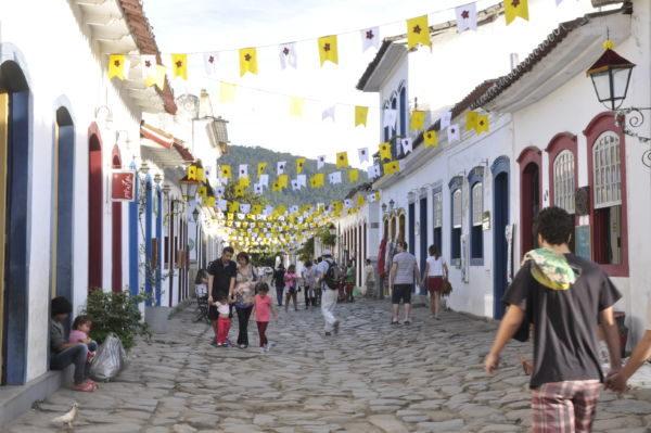 Conjunturas: Paraty será uma das cidades que receberão o novo programa do Sebrae