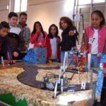 Chico de Assis/Ascom PMBM Tecnologia e inovação: Turmas de 3º ao 9º ano da rede municipal de ensino mostraram seus trabalhos na Estação das Artes, em Barra Mansa