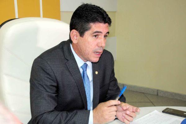 Em avaliação: Dinho diz que seu nome está á disposição do PEN para se candidatar à Alerj (Foto: Paulo Dimas)