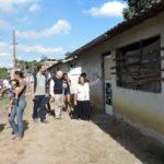 Cerca de 50 famílias ocupam o local desde o dia 28 de abril deste ano (Foto: Divulgação)