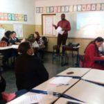 Qualificados: Troca de experiências, discussão de práticas pedagógicas e momentos de estudos são ações que ocorrem nos encontros (Foto: Divulgação/ASCOM PMBM)
