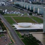 Esplanada dos Ministérios (Arquivo/Agência Brasil)
