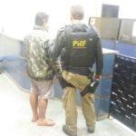 Detido: Motorista foi levado para a delegacia da Polícia Civil (90ª DP).