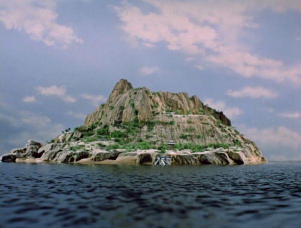 Fabulosa: A ilha Tracy na maquete original do seriado
