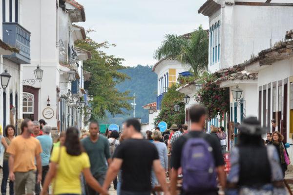 Flip 2017: Ruas de Paraty serão tomadas por literatura (Foto: ABr)