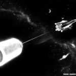 Iônica: Nave da Lockheed virou selo postal