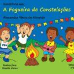 'Xandrinha em: a fogueira de constelações': Obra de Alexandra Vieira de Almeida pode ser baixada gratuitamente na internet (Fotos: Divulgação)
