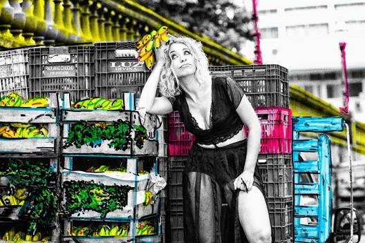 Julia Vargas: Artista leva pela primeira vez aos palcos de Barra Mansa seu elogiado segundo disco (Foto: Divulgação)