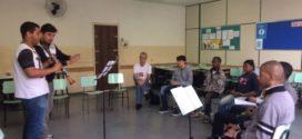 Oficinas fazem recital de encerramento do I Festival Internacional de Música