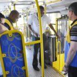 Rigor: De acordo com o secretário de Transporte e Mobilidade Urbana, as operações de fiscalização são rotineiras (Foto: Geraldo Gonçalves/Secom VR)
