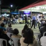 Apresentação: Prefeito prestou homenagem aos sessenta anos de banda formada quando Pinheiral ainda era distrito de Piraí (Foto: PMPinheiral)