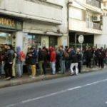 Após alta procura, os estoques de maconha nas farmácias de Montevidéu se esgotaram (Raúl Martínez/EFE)