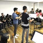 Projeto: Ao todo, 120 músicos vão se apresentar na XXII Rio Internacional Cello Encounter (Foto: Geraldo Gonçalves-Secom/VR)