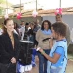 Repartindo: Grandes nomes como Ana Botafogo já passaram pelo projeto desenvolvido em Piraí (Foto: Divulgação)