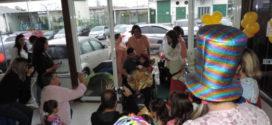 Paciente ganha festa de aniversário em hospital de Volta Redonda