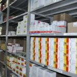 Remédios começam a chegar à Farmácia Municipal de Itatiaia