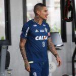 Guerrero ainda tem futuro incerto no Flamengo após maio