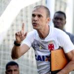Milton Mendes não conseguiu bons resultados e acabou demitido do Vasco