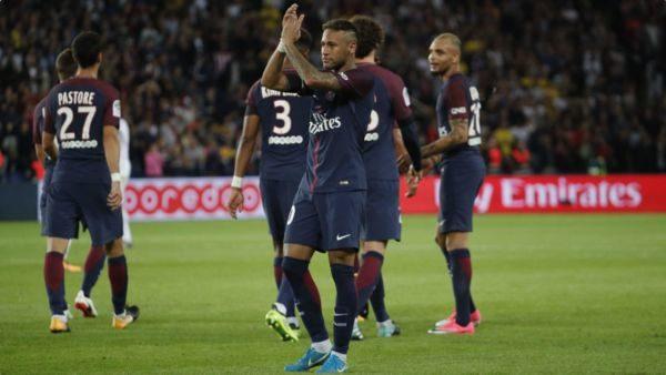Neymar tem obtido atuações de gala em sua chegada ao PSG